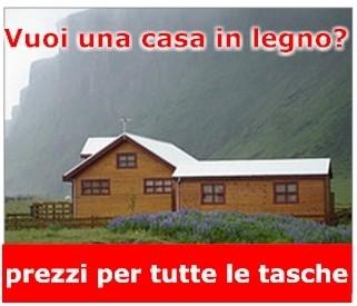 Case di legno da 400 euro m2 case in legno for Case di legno in romania