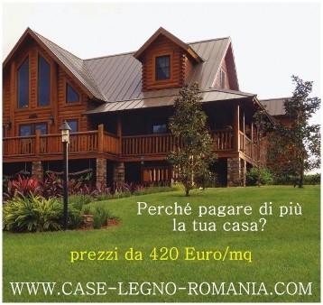 Case in legno dalla romania ecco perch conviene case for Case in legno dalla romania